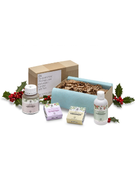 Topline Naturals Christmas Gift Box Trial Size