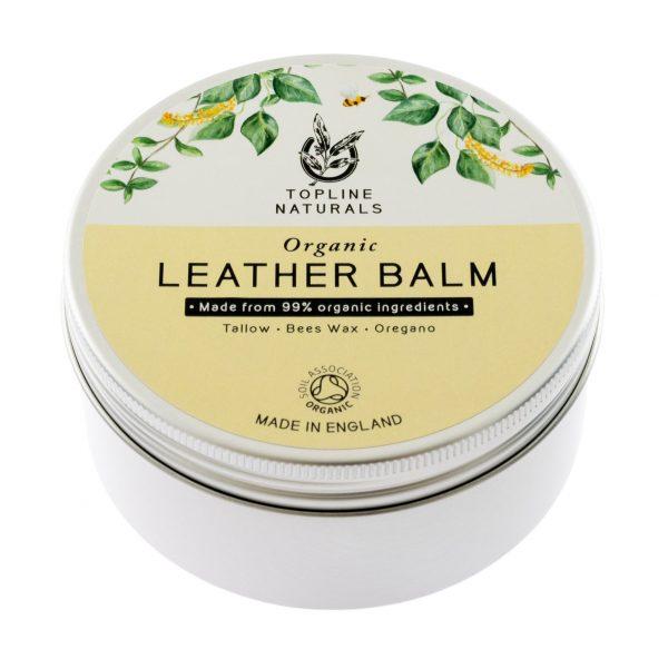 Leather Balm 200g Tin Nourishing Care